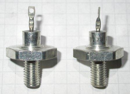 10x Silizium-Leistungs-Diode 6A Sperrdiode